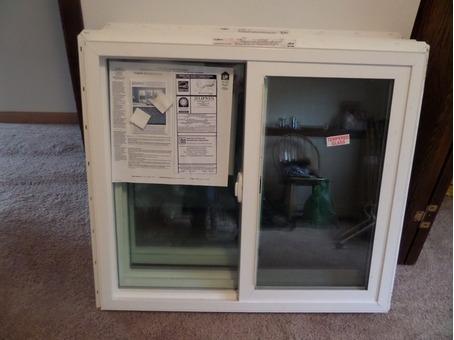Jeld-Wen Vinyl siding windows