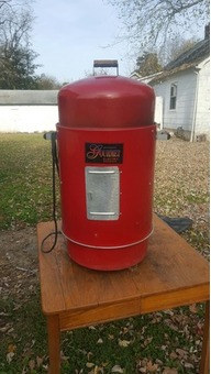 Brinkman electric smoker