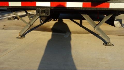 trailer stablizer rear jack